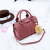 2017 Autumn Popular Aliaba Hot Sale Boston Bag Design Ladies Shoulder Handbags