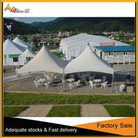 5x5 wedding canopy party tents/metal canopy pavilions/events maquee tents