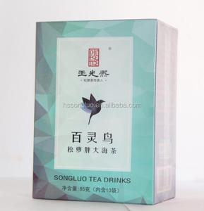 factory supplier Boat fruit tea chinese dried fruit tea