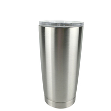 Hot New Insulated Stainless Steel 20 oz Travel Beverage Tumbler Coffee Thermos Cup Mug