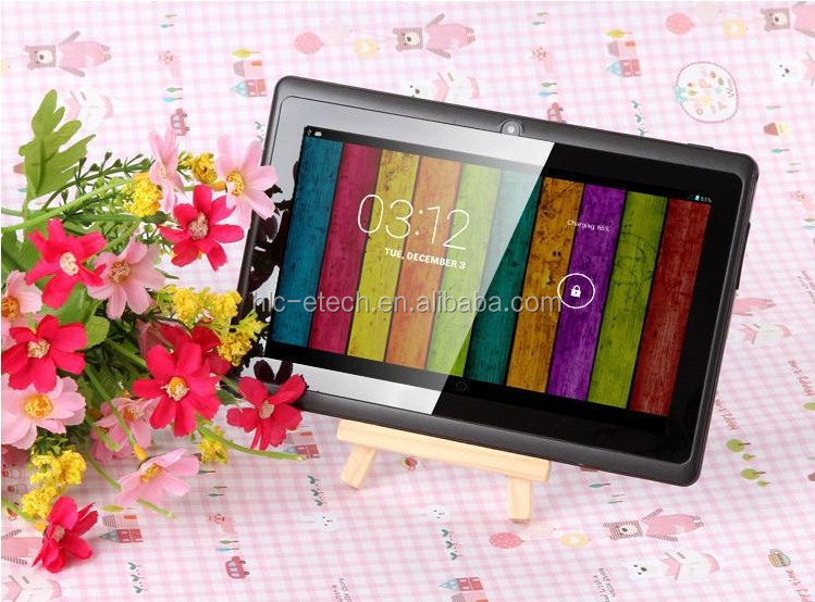 Best Selling 7 inch capacitive touch tablet pc m703 dual camera wifi