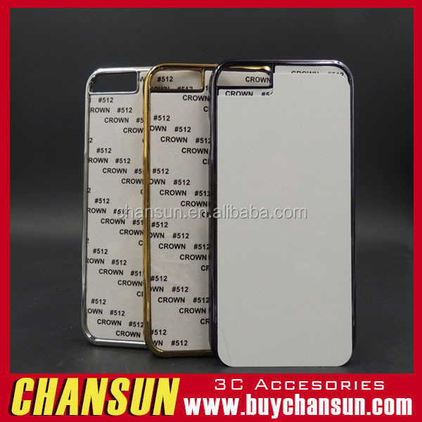 Blank 2D sublimation back cover case for sony xperia m4