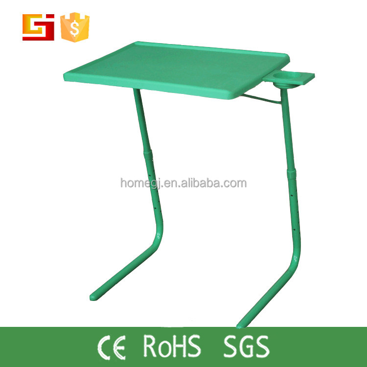 New colorful height and angle adjustable multi function table computer desk OEM color