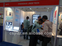 Medical Fair India 2013 show for JINDE LED film viewer