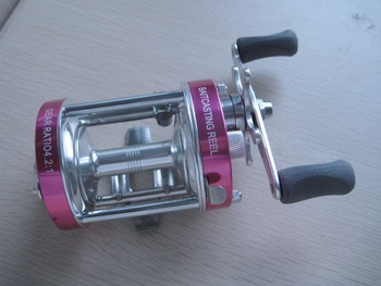 Pink fishing reels buy fishing reel fishing reels for Pink fishing reel