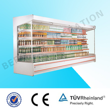 Commercial display supermarket for refrigerated refrigerator showcase