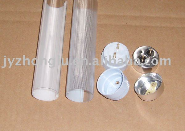 PC pipe for led lamp