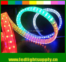 4 wire flat RGB tiger neon light