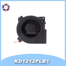 120mm high speed quiet waterproof dc air blower fan 12v