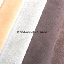 Atlanta 100% cotton suede fabric