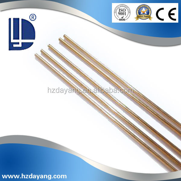 Manufactory price!!!copper alloy brazing rod/brass wire HS221