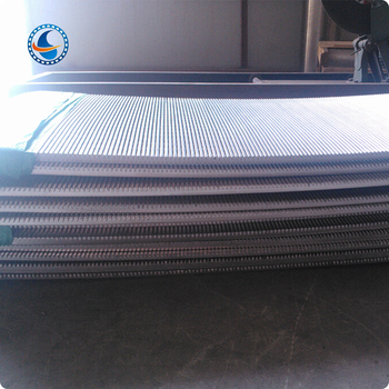 High Carbon Steel Curved Sieve Screen