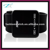 Touch screen led watches