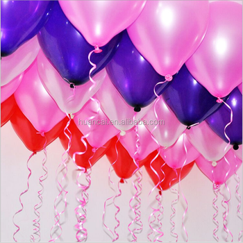 "Pass EN71-123 high quality 12"" Round inflatable latex balloon"