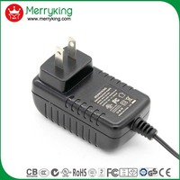 ul approval us plug cummins inline 5 data link adapter 12v 1a 1.5a 2a 2.5a adapter charger