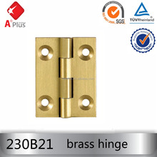 APLUS 1' small brass hinges for wooden box