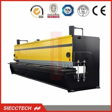 Sponsored Listing Contact Supplier Chat Now! Hot sale - QC12Y swing beam hydraulic cnc shearing machine and QC11Y cnc hydrauli