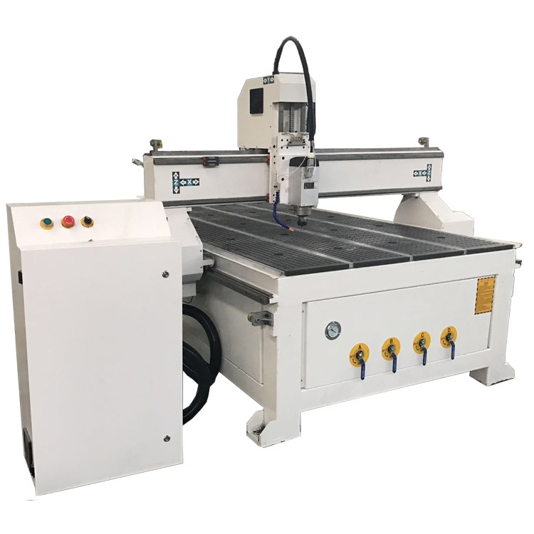 Automatic wood working machinery ,mini <strong>cnc</strong> 5 achse 1325 with 4.5kw air cooling spindle