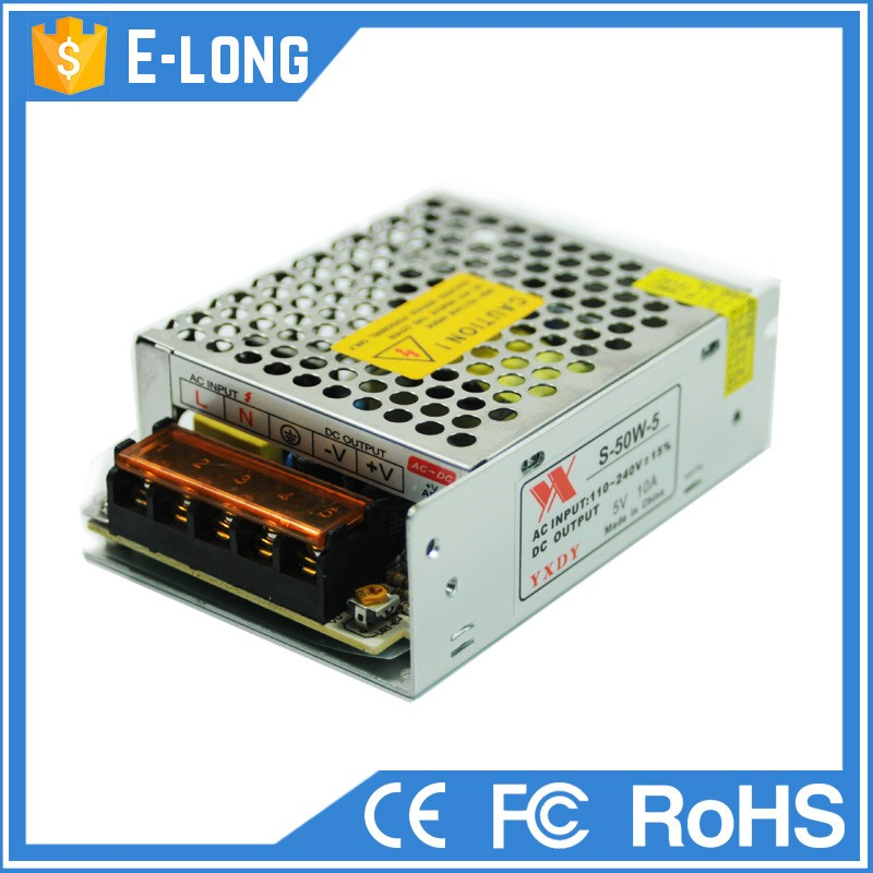 Hot sale CE RoHS FCC led lighting ac to dc lcd tv power supply
