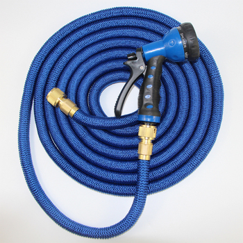 2019 top-selling expandable flexible garden hose magic water hose car wash with brass fitting 25FT/50FT/75FT/100FT