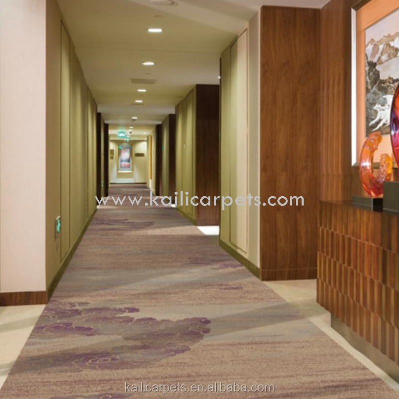 Modern Design Hotel Corridor Carpet AT-1515