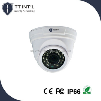 2.0MP 1080P HD TVI CCTV Mini IR Dome AHD Camera