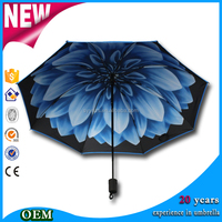 Factory Wholesale Cheap promotional Fashion durable polo fold umbrellas