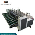 Automatic high speed corrugated clapboard machine /Packaging Material Carton box packing Machine