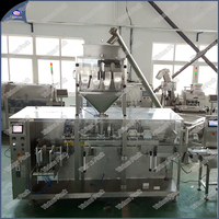 Automatic Stand Up Pouch Filling Packing
