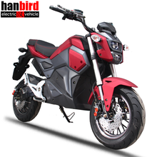 Hanbird Best Electric Motorcycles with 3000W Motor