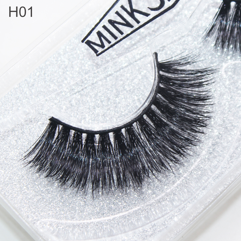 <strong>Manufacturer</strong> Vendors Supplies handmade 3d mink eyelashes with custom box your own brand