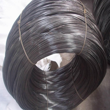 Factory direct price ISO9001 16 gauge black annealed tie wire tensile strength