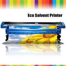 2015 best sell eco solvent flyer printer