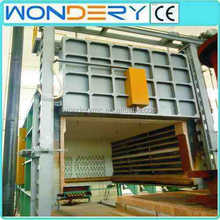 Low Price All Fiber Car Bottom Resistance Furnace From WONDERY