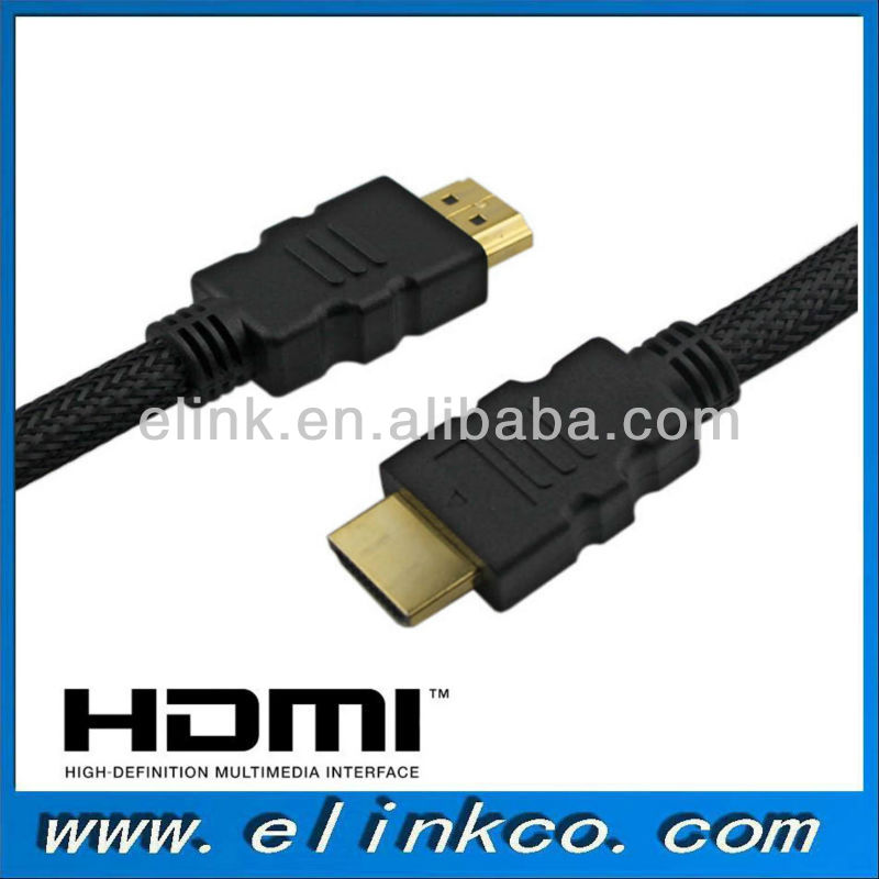 High quality 3.5mm jack audio hdmi cable