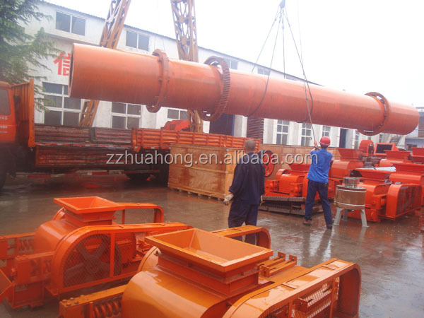 Rotary Dryer for Slag limestone,Clay,Fertilizer,pulverized Coal powder