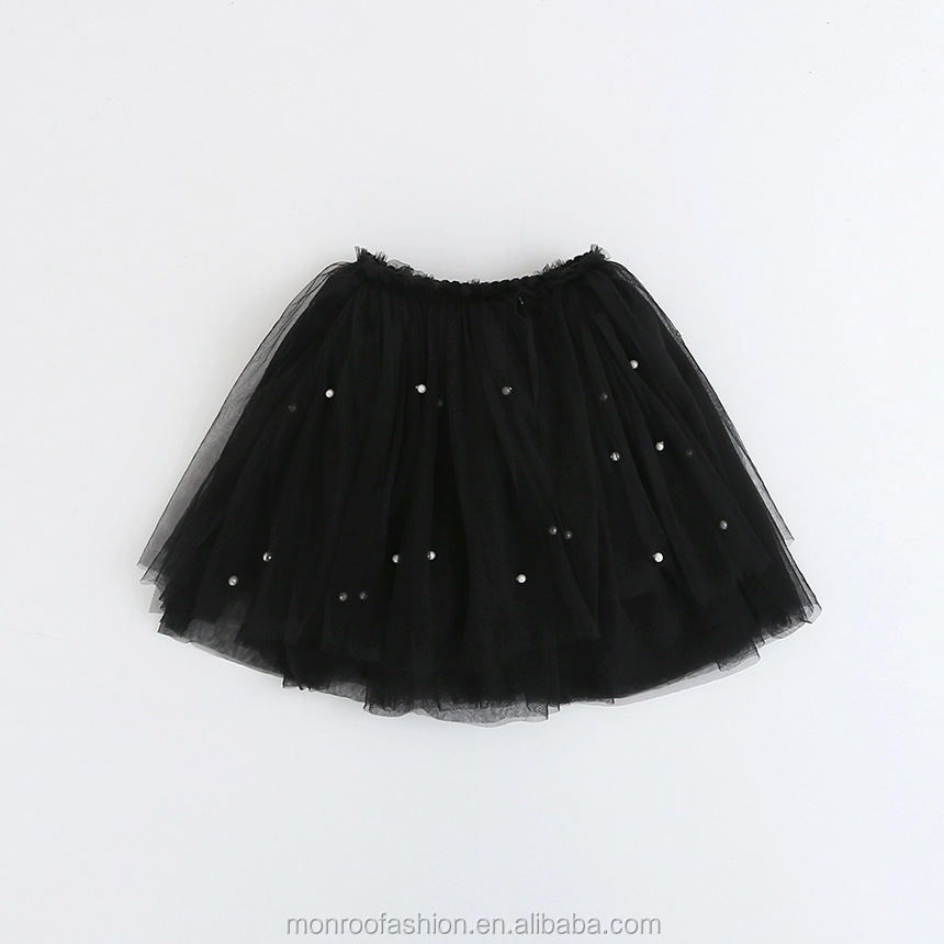 monroo Children Many Colors TUTU Skirt Cheap Kids High quality gauze short skirt for girls