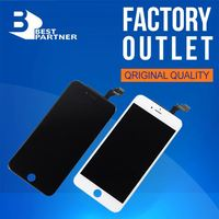 High quality touch panel glass digitizer assembly for iphone 6
