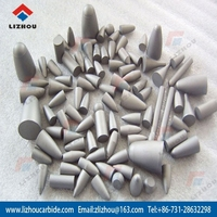 Tungsten Carbide Rotary Burrs with Good Hardness