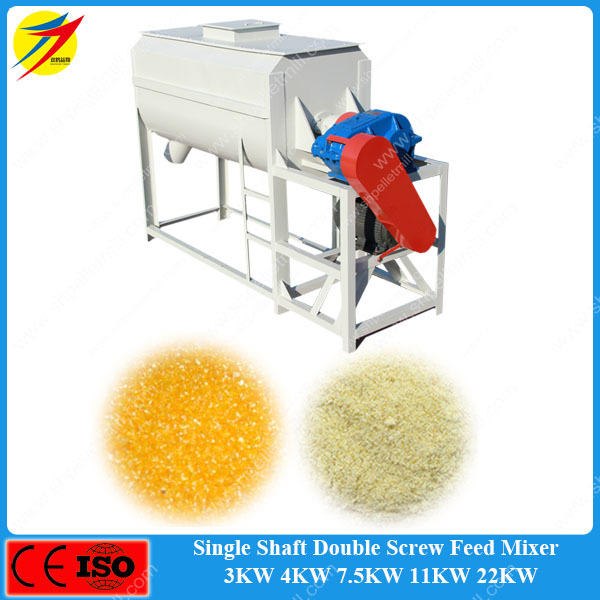 New design animal food mixer/animal food making machine for sale