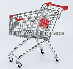 personal supermarket bag trolley