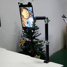 Multifunctional Aluminum Alloy Tablet PC Gooseneck Stand for iPad 2 3 4