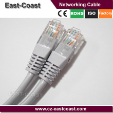 UTP Cat5e Ethernet Patch Cable RJ45 8P8C Computer Networking Cord