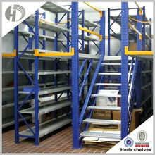 Economic factory price quality warehouse gondola shelf