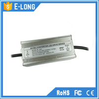 Stable current output 2400mA 80W LED driver waterproof power supply
