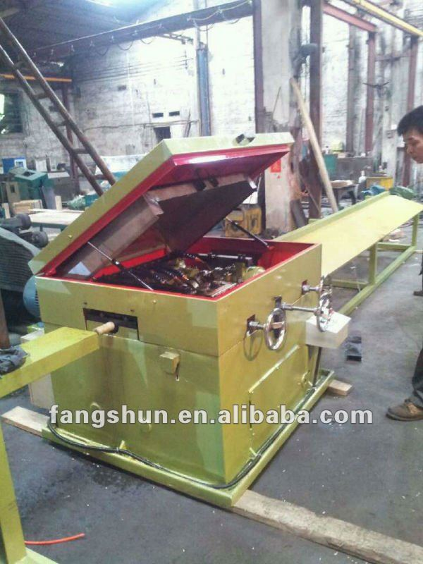 brass scrap induction melting furnace