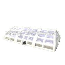 High quality giant sport tent China supplies inflatable tennis court tent F4036
