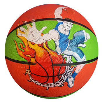 Hot Sale Rubber Basketball