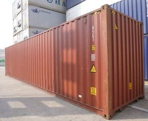 Second Hand Shipping Containers 40GP 40HQ