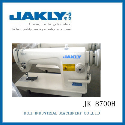 JK8700H Quality of sewing is very high High-tech industrial Lockstitch Sewing Machine